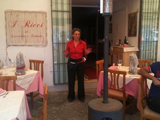 Ristorante I Ricci Ischia Riva Destra